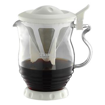 金時代書香咖啡  Tiamo 極細濾網 分享壺 350ml  HG1970