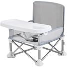 兒童餐椅寶寶餐桌可折疊便攜式嬰兒吃飯桌兒童椅靠背椅座椅小凳子【橙子精品】