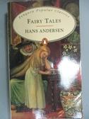 【書寶二手書T8/原文小說_NRI】Fairy Tales _Andersen