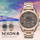 NIXON A949-2214 The Bullet Chrono 日本機芯 熱賣中!