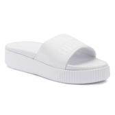 Puma Platform Slide Bold -女款厚底休閒拖鞋- NO.36706402