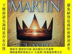 二手書博民逛書店F1罕見GEORGE R.R. MARTIN A Clash o