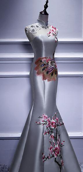 (45 Design)    7天到貨 來圖訂做量身訂做 客製化顏色大尺碼訂做訂做  高級訂製禮服 洋裝 服飾33