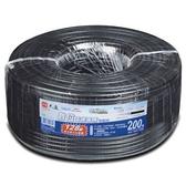 [ 中將3C ]   PX大通128編織數位電視專用電纜線  5C-2V/128-200M