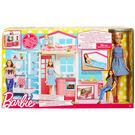 玩具反斗城 BARBIE 芭比 芭比雙層豪華夢幻屋