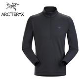 Arc'teryx 始祖鳥 Motus AR 長袖套頭衫 黑灰 男款 #25920
