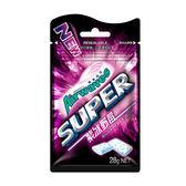 Airwave Super 極酷嗆涼無糖口香糖-紫冰野莓口味【屈臣氏】