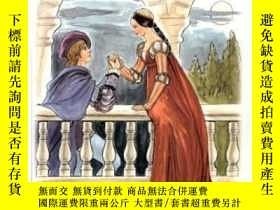 二手書博民逛書店Famous罕見Lovers From Literature (dover Pictorial Archives)
