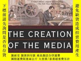 二手書博民逛書店The罕見Creation Of The MediaY362136 Paul Starr Basic Book