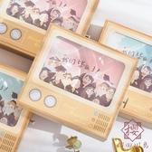 音樂盒復古同學錄創意畢業紀念冊通訊錄可愛留言本【櫻田川島】