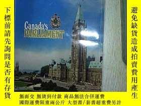 二手書博民逛書店CANADA S罕見PARLIAMENT 加拿大議會Y20300