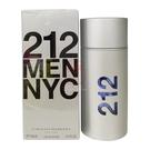 CAROLINA HERRERA 212 都會男性淡香水 100ML【岡山真愛香水化妝品批發館】