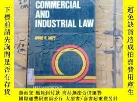 二手書博民逛書店Commercial罕見and Industrial LawY2