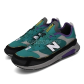 New Balance 休閒鞋 X-Racer 綠 灰 男鞋 舒適緩震 運動鞋 【PUMP306】 MSXRCHSCD