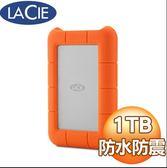 "【超人生活百貨】LACIE/1TB/Rugged Thunderbolt/2.5"" 外接式硬碟 STEV1000400"