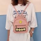 卡通雙肩包包女包新款休閒個性小書包上新可愛少女 『洛小仙女鞋』
