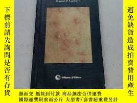 二手書博民逛書店Infectious罕見Diseases (Pocket Pic