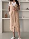 [預購+現貨]韓國-V領吊帶包裙(3色)-裙-74002540 -pipima-53