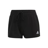 Adidas W SL FT SHO 女 黑 運動 休閒 短褲 GM5601