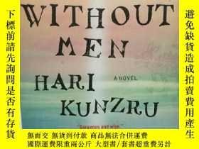 二手書博民逛書店Gods罕見Without Men by Hari Kunzru