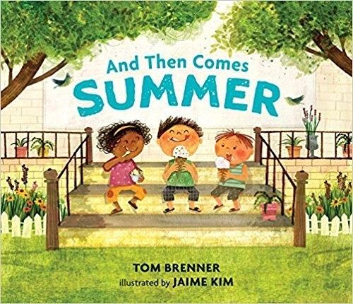 【麥克書店】AND THEN COMES SUMMER/ 英文繪本《主題:夏天》