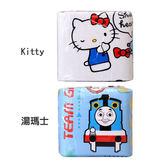 日本[Zak-ka] 卡通野餐墊附提袋1入 Kitty.湯瑪士火車 LL / 180*180cm