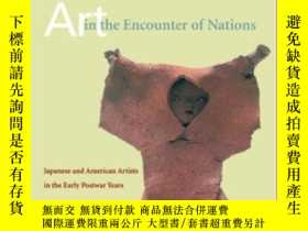 二手書博民逛書店Art罕見In The Encounter Of NationsY255562 Bert Winther-ta