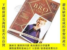 二手書博民逛書店英文原版罕見The Bro Code 兄弟法典Y335736 Barney Stinson Fireside