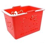 KITTY 手提籃   紅 176593 粉 176609 ~2款分售