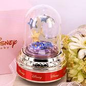 迪士尼系列金飾-黃金水晶音樂盒-星夢米奇款