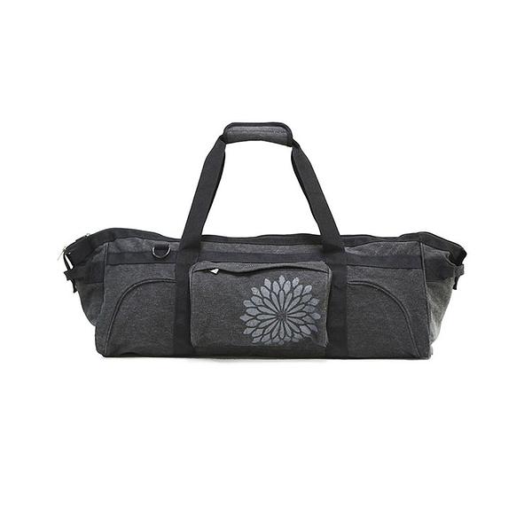 easyoga|瑜珈背袋|Carry-all 全攜式帆布瑜珈背袋 - 黑色 YBE-401 L1
