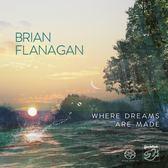 【停看聽音響唱片】【SACD】布賴恩.弗拉納根:造夢之處