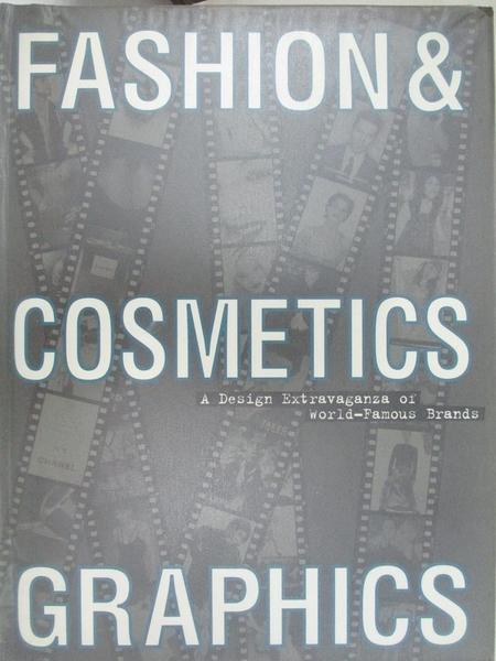 【書寶二手書T1/設計_J7A】Fashion & Cosmetics Graphics/a Design…_日文書_Pie Bukkusu