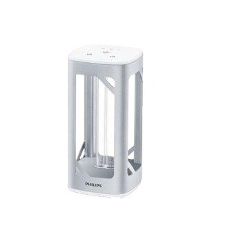 Philips 飛利浦 桌上型UVC感應語音殺菌燈 PU002