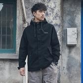 飛行外套春秋季新品男裝棒球外套連帽夾克學生衣服休閒男士飛行員正韓外套潮