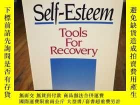 二手書博民逛書店Self-Esteem罕見Tools for RecoveryY