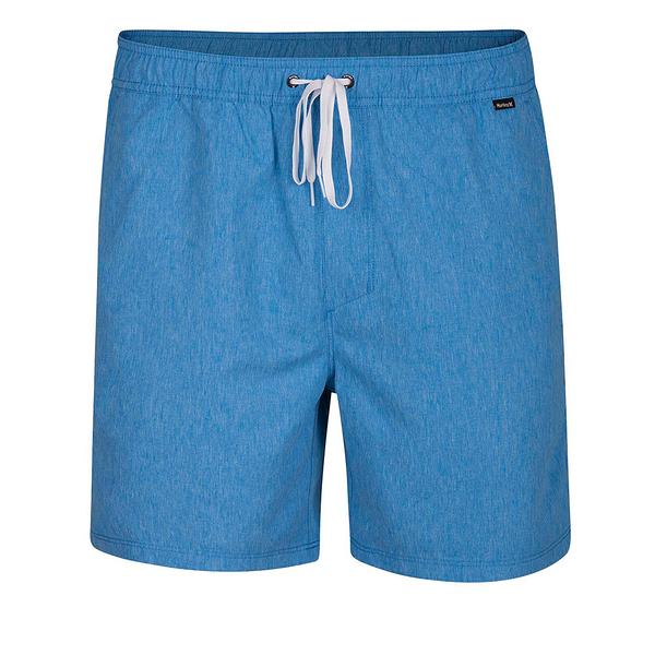 Hurley HEATHER VOLLEY 17 海灘褲-藍(男)
