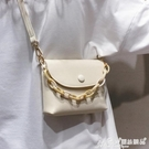 小方包 夏天小包包女包2021流行新款潮時尚網紅斜背包質感側背腋下小方包 晶彩 99免運