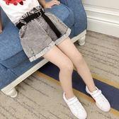 女童牛仔短褲2019新款夏季薄款兒童外穿韓版大童女孩洋氣時尚熱褲  ifashion部落