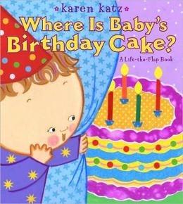 【麥克書店】WHERE IS BABY'S BIRTHDAY CAKE ? / 硬頁書