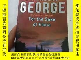 二手書博民逛書店For罕見the sake of elenaY206777 El
