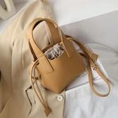 子母包簡約質感小包包2020新款潮時尚女包百搭ins斜背包網紅手提子母包 衣間迷你屋