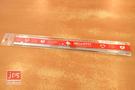 Hello Kitty 凱蒂貓 30公分直尺 紅 KRT-660320