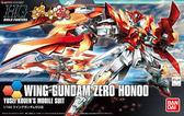 鋼彈模型 HGBF 1/144 鋼彈創鬥者 WING GUNDAM ZERO HONOO 飛翼鋼彈零式 炎 TOYeGO 玩具e哥