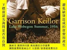 二手書博民逛書店Lake罕見Wobegon SummerY256260 Garrison Keillor Faber And