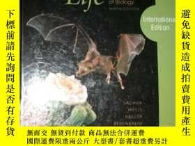 二手書博民逛書店Life:罕見The Science of Biology 生命