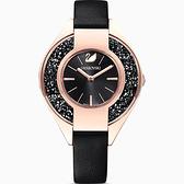 SWAROVSKI施華洛世奇 CRYSTALLINE SPORTY 動感光彩時尚腕錶 5547632