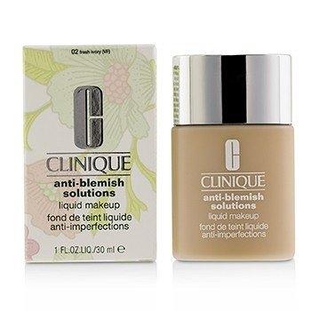 SW Clinique倩碧-129 無油光淨痘粉底 Anti Blemish Solutions Liquid Makeup - # 04 Fresh Vanilla