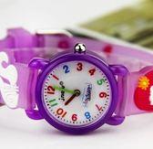 手錶  小孩幼兒兒童寶寶手錶女孩3歲-8歲男孩卡通可愛防水小學生糖果色  維多原創