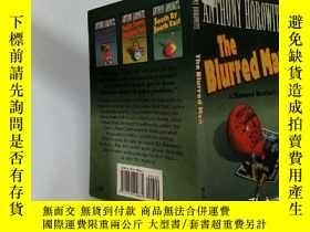 二手書博民逛書店The罕見Blurred Man A Diamond Brothers Story:迷離的男人鉆石兄弟的故事Y